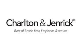 Charlton en Jenrick Fireline getoogde deur