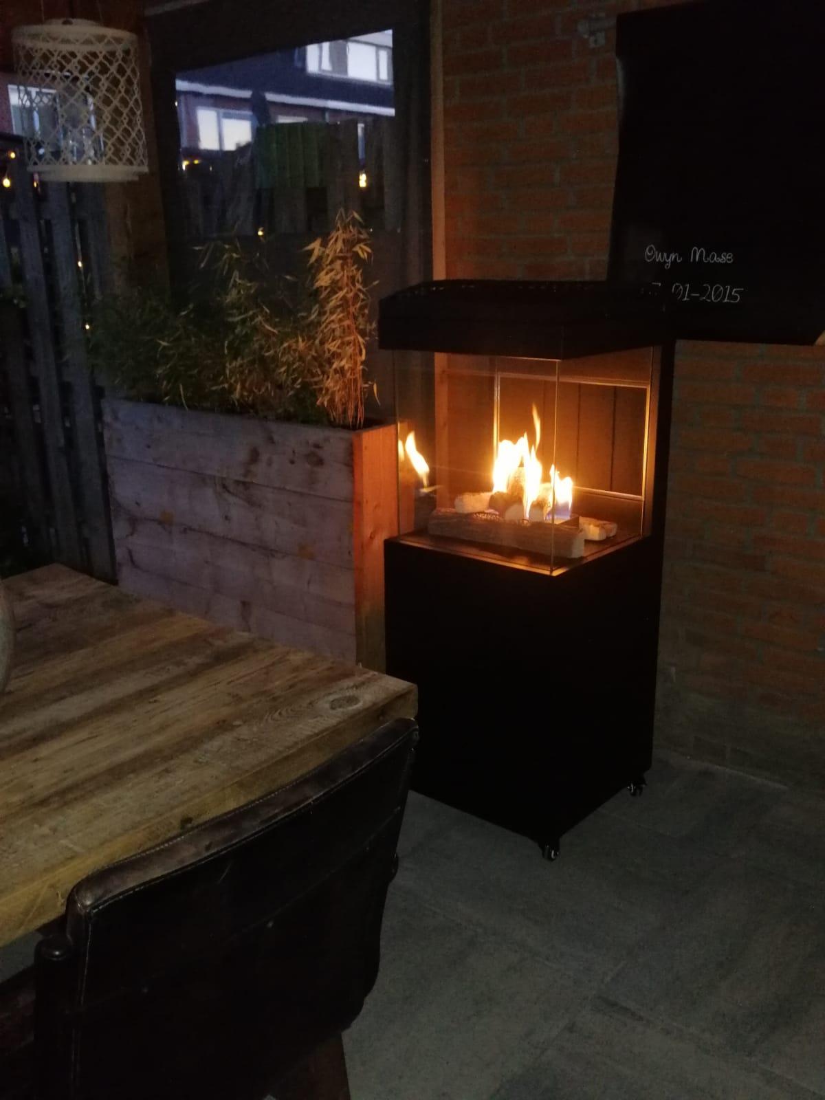 Outr Malaga patio heater